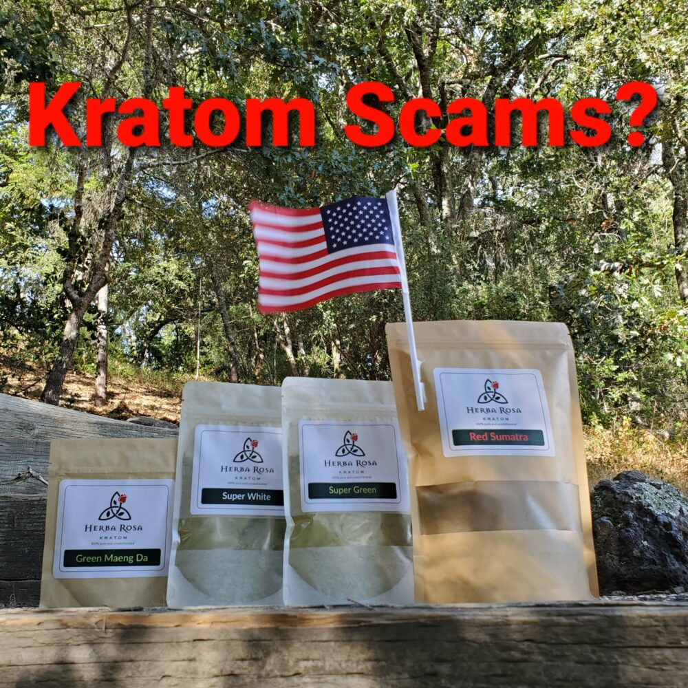Kratom Scams - Read article to learn more